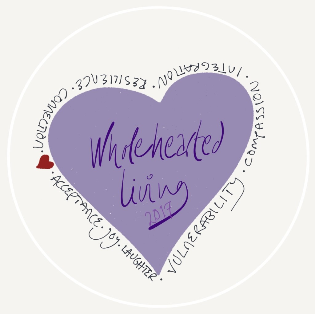 Wholehearted living 2017