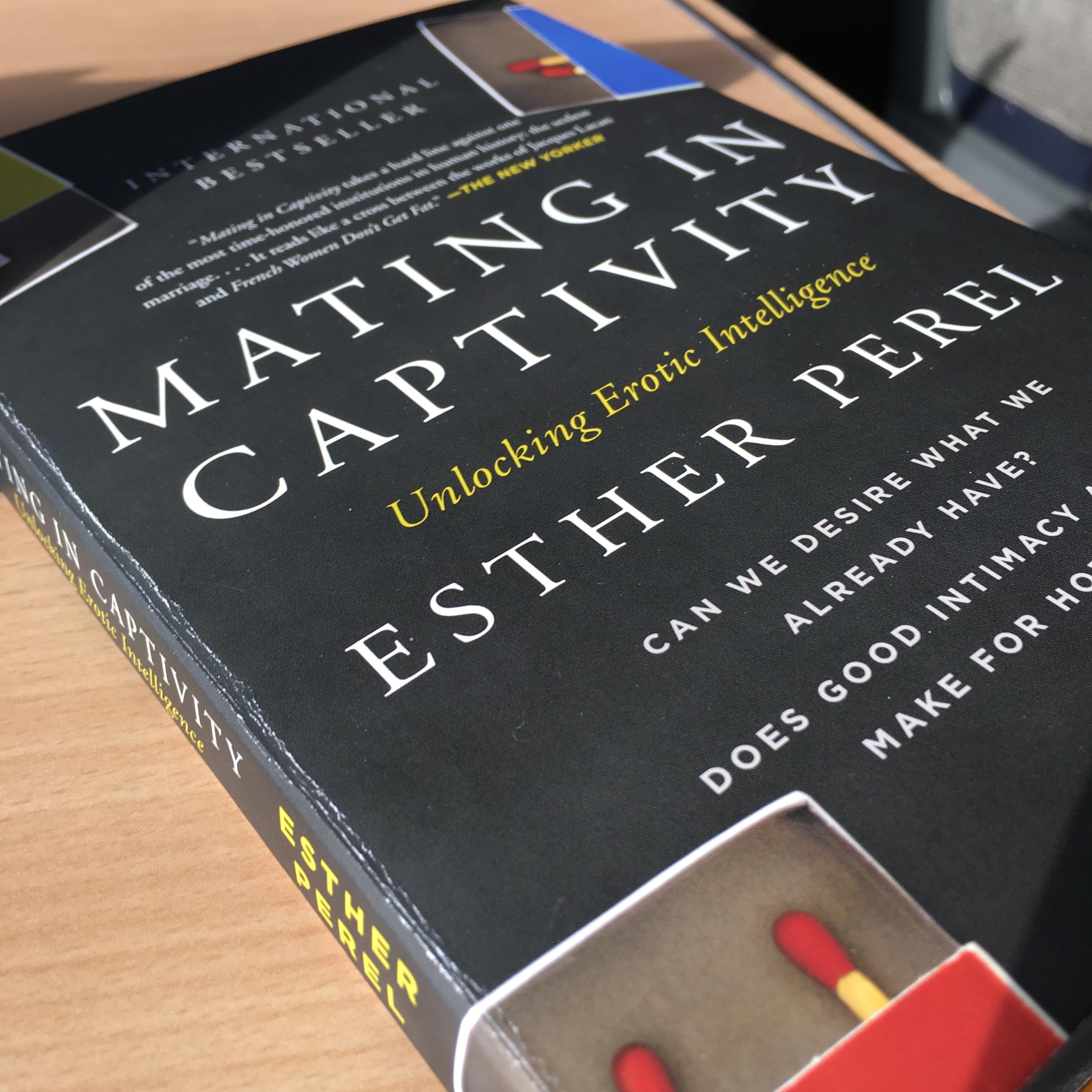 Mating in captivity: Unlocking Erotic Intelligence (book 6 of 26)