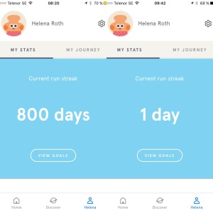 headspace from 800+ to 1