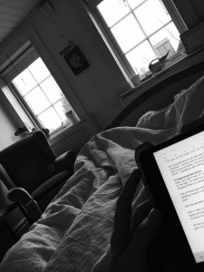 languorous hours in bed